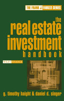 The Real Estate Investment Handbook