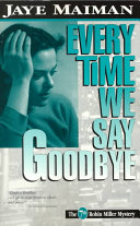 Pdf Every Time We Say Goodbye