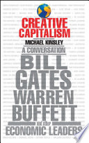 Creative Capitalism Book