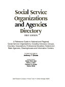 Social Service Organizations and Agencies Directory
