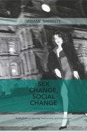 Sex Change  Social Change