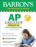 AP Calculus Premium Book
