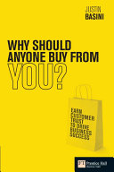 Why Should Anyone Buy from You?