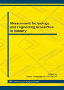 Measurement Technology and Engineering Researches in Industry [Pdf/ePub] eBook