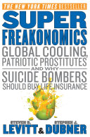SuperFreakonomics Book