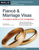 Fianc   and Marriage Visas Book