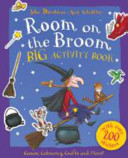 Room on the Broom Sticker Activity Book Book