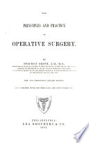 The Principles and Practice of Operative Surgery Book