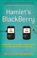 Hamlet s BlackBerry