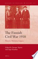 The Finnish Civil War 1918