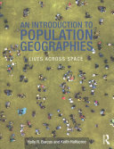 An Introduction to Contemporary Population Geographies Book