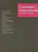 Consumer Sourcebook