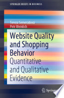 Website Quality and Shopping Behavior