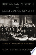Brownian Motion and Molecular Reality