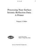 Processing Near surface Seismic reflection Data