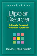 Bipolar Disorder  Second Edition