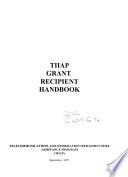 Tiiap Grant Recipient Handbook PDF