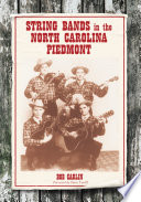 String Bands in the North Carolina Piedmont