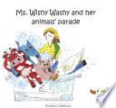 Ms  Wishy Washy and her animals  parade
