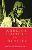 Kurdish Culture and Identity