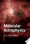 Molecular Astrophysics Book