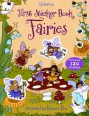 First Sticker Book Fairies