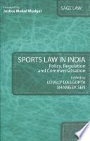 Sports Law in India