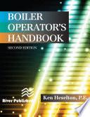Boiler Operator s Handbook  Second Edition