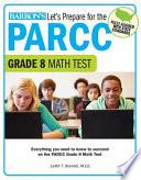 Let's Prepare for the PARCC Grade 8 Math Test