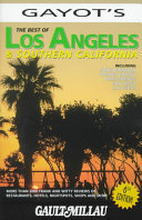 The best of Los Angeles   Southern California