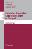 Computer Supported Cooperative Work in Design I