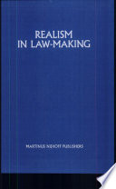 Realism In Law Making