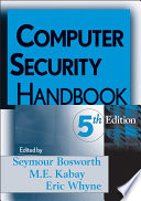 Computer Security Handbook  Set Book