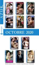 Pdf Pack mensuel Azur : 11 romans + 1 gratuit (Octobre 2020) Telecharger
