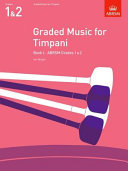 Graded Music for Timpani