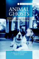 Animal Ghosts  Animal Hauntings and The Hereafter