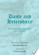 Dante And Heterodoxy
