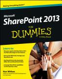 List of Dummies Sharepoint E-book
