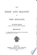 The Birds and Seasons of New England