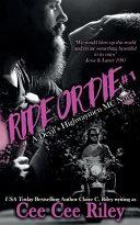 Ride Or Die #1