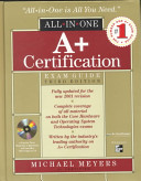 Cover of All-in-one A+ Certification Exam Guide