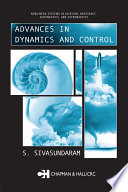 Advances in Dynamics and Control
