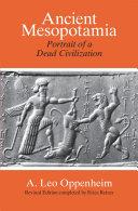 Pdf Ancient Mesopotamia Telecharger