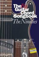The Big Guitar Chord Songbook  The Nineties
