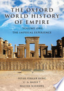 The Oxford World History of Empire Book PDF