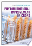 Phytonutritional Improvement Of Crops Book PDF