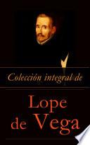 Colección integral de Lope de Vega