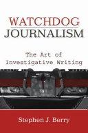 Watchdog Journalism