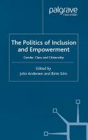 The Politics of Inclusion and Empowerment [Pdf/ePub] eBook