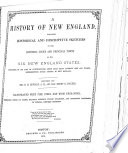 A History of New England